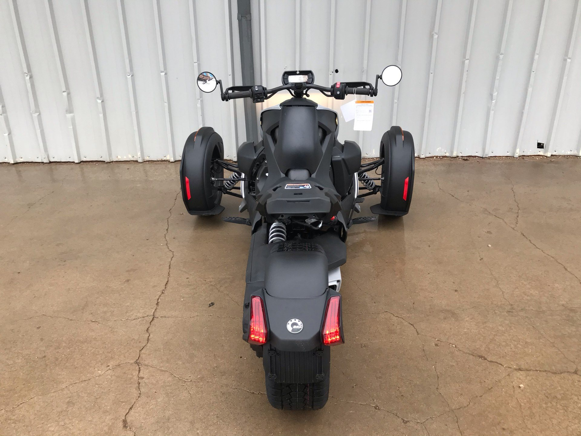 2020 Can-Am Ryker Rally Edition in Amarillo, Texas - Photo 4