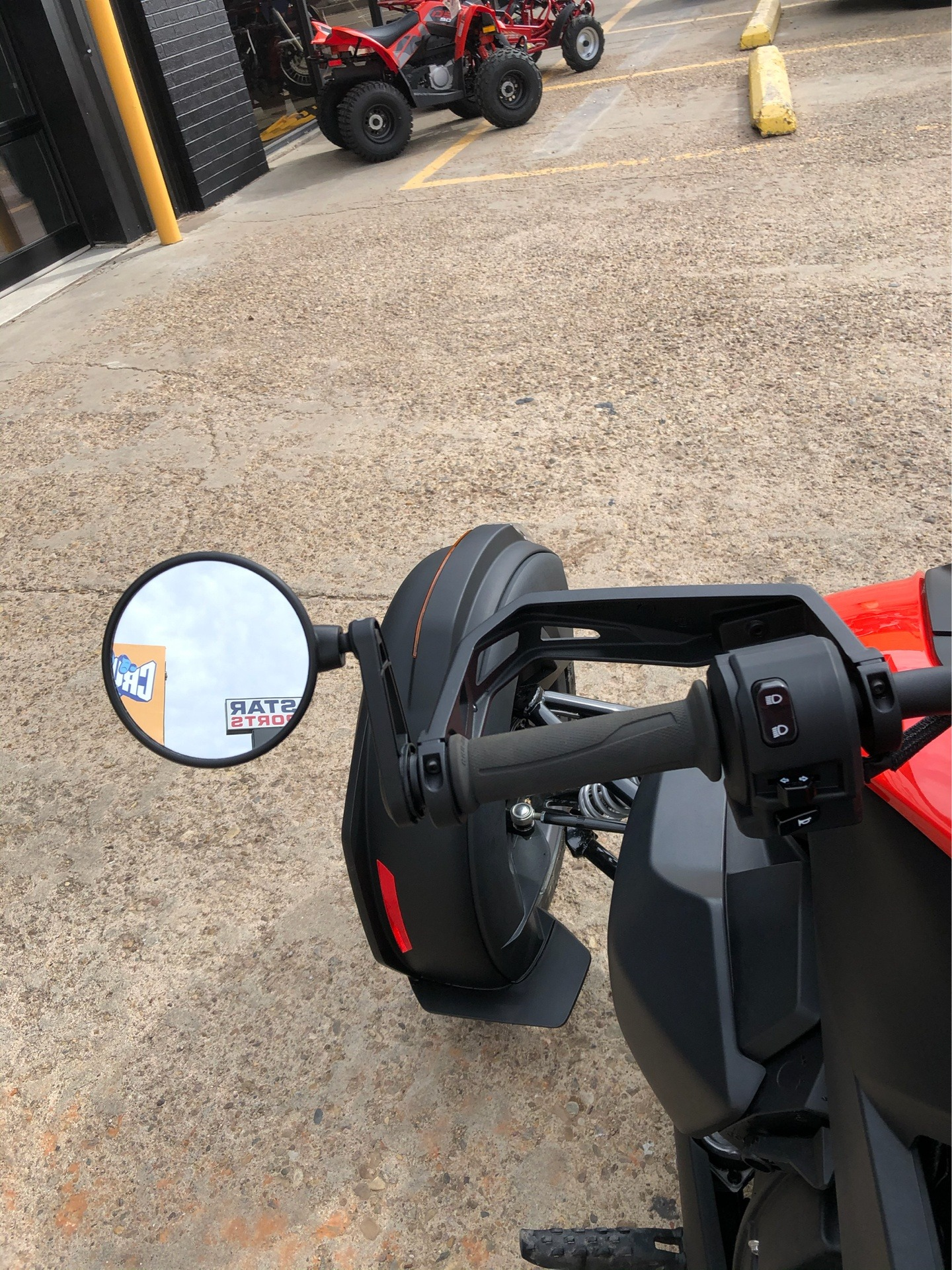 2020 Can-Am Ryker Rally Edition in Amarillo, Texas - Photo 6