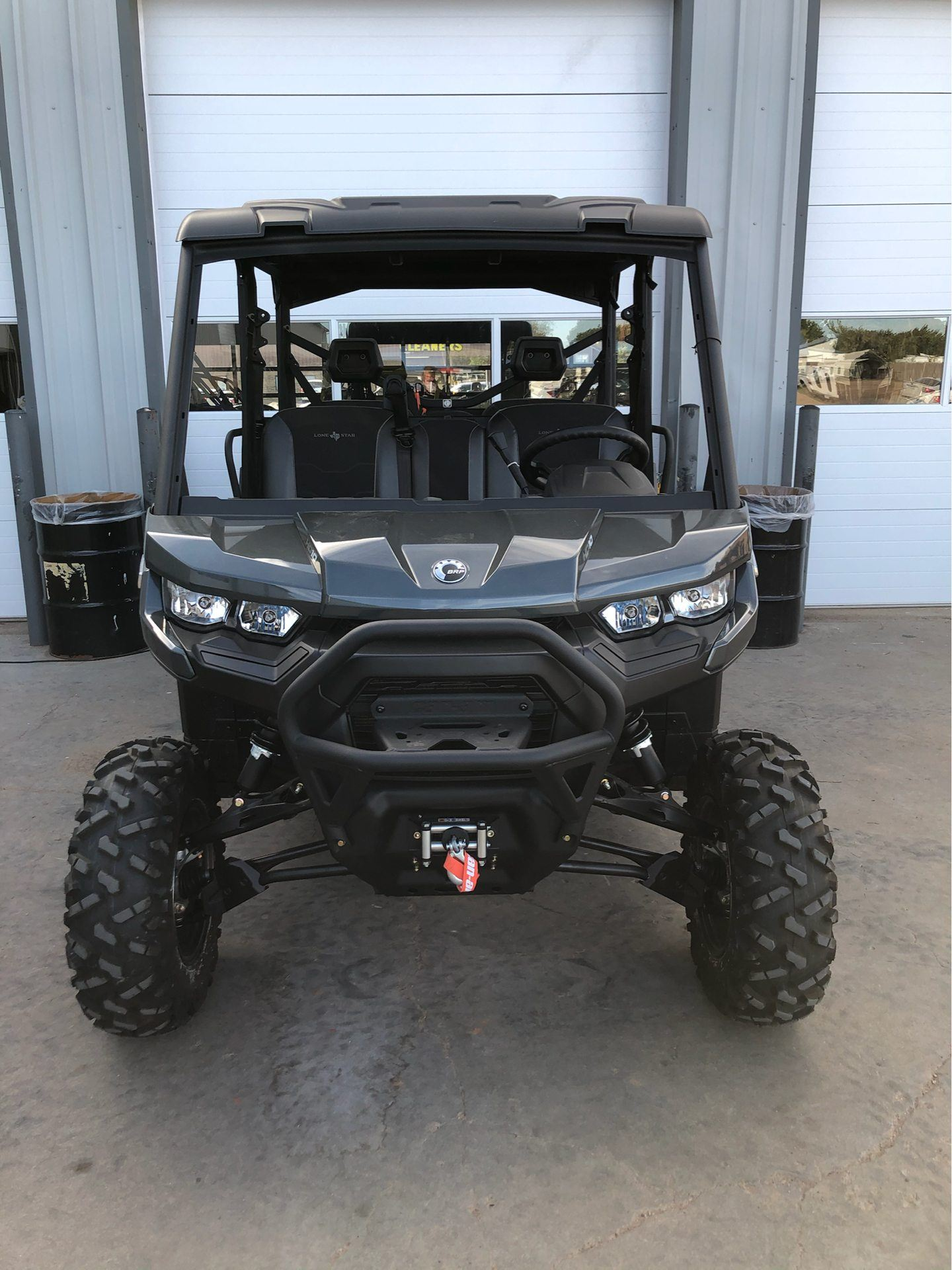2020 Can-Am Defender MAX Lone Star HD10 in Amarillo, Texas - Photo 3