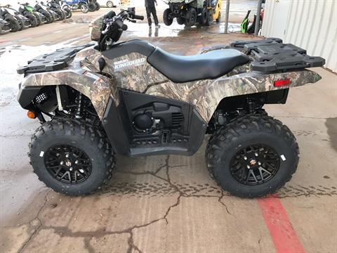 2021 Suzuki KingQuad 750AXi Power Steering SE Camo in Amarillo, Texas - Photo 3