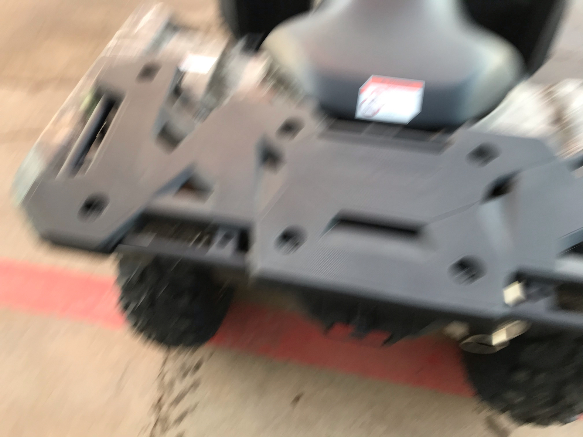 2021 Suzuki KingQuad 750AXi Power Steering SE Camo in Amarillo, Texas - Photo 6