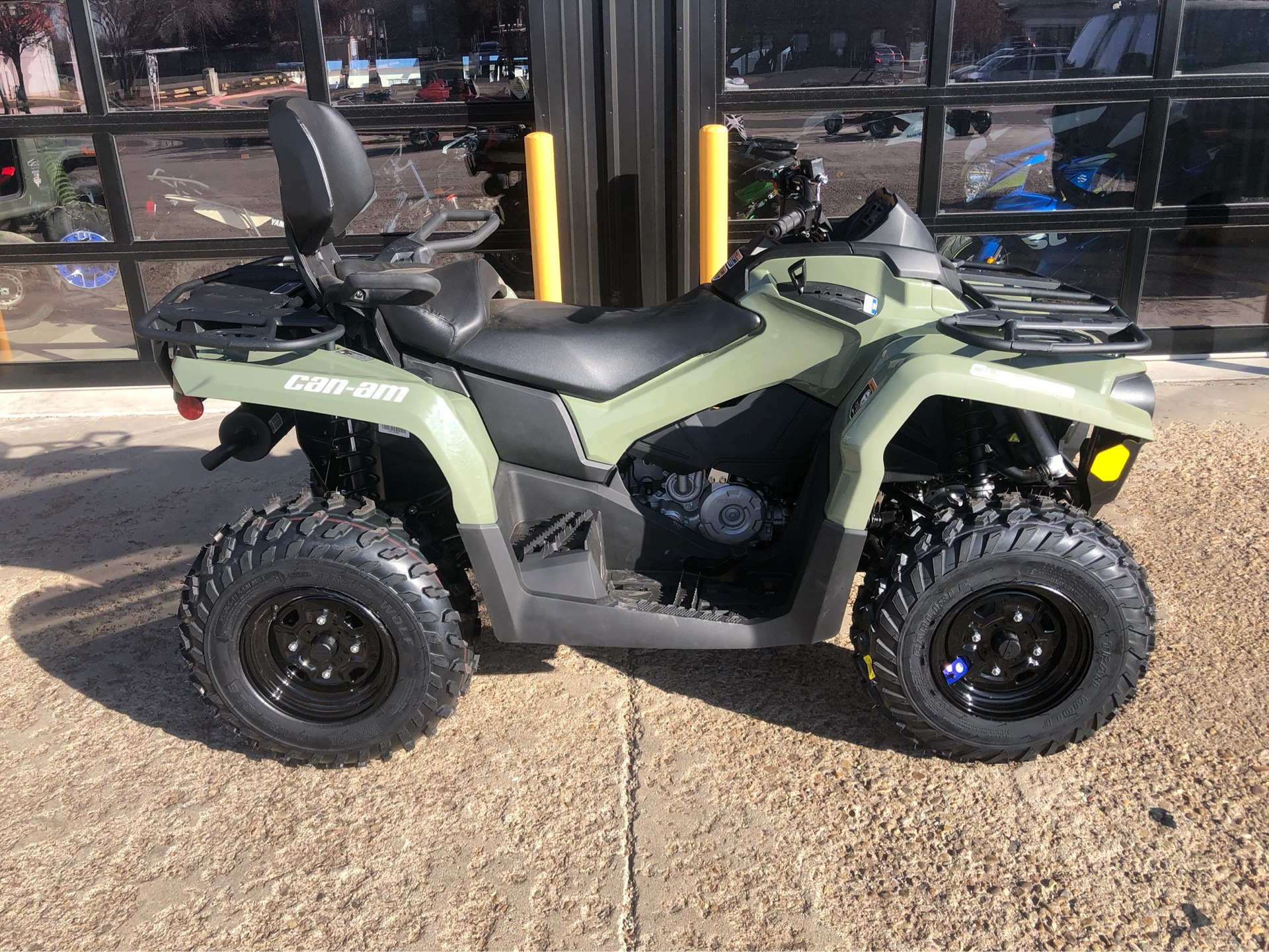 2020 Can-Am Outlander MAX DPS 450 in Amarillo, Texas - Photo 1