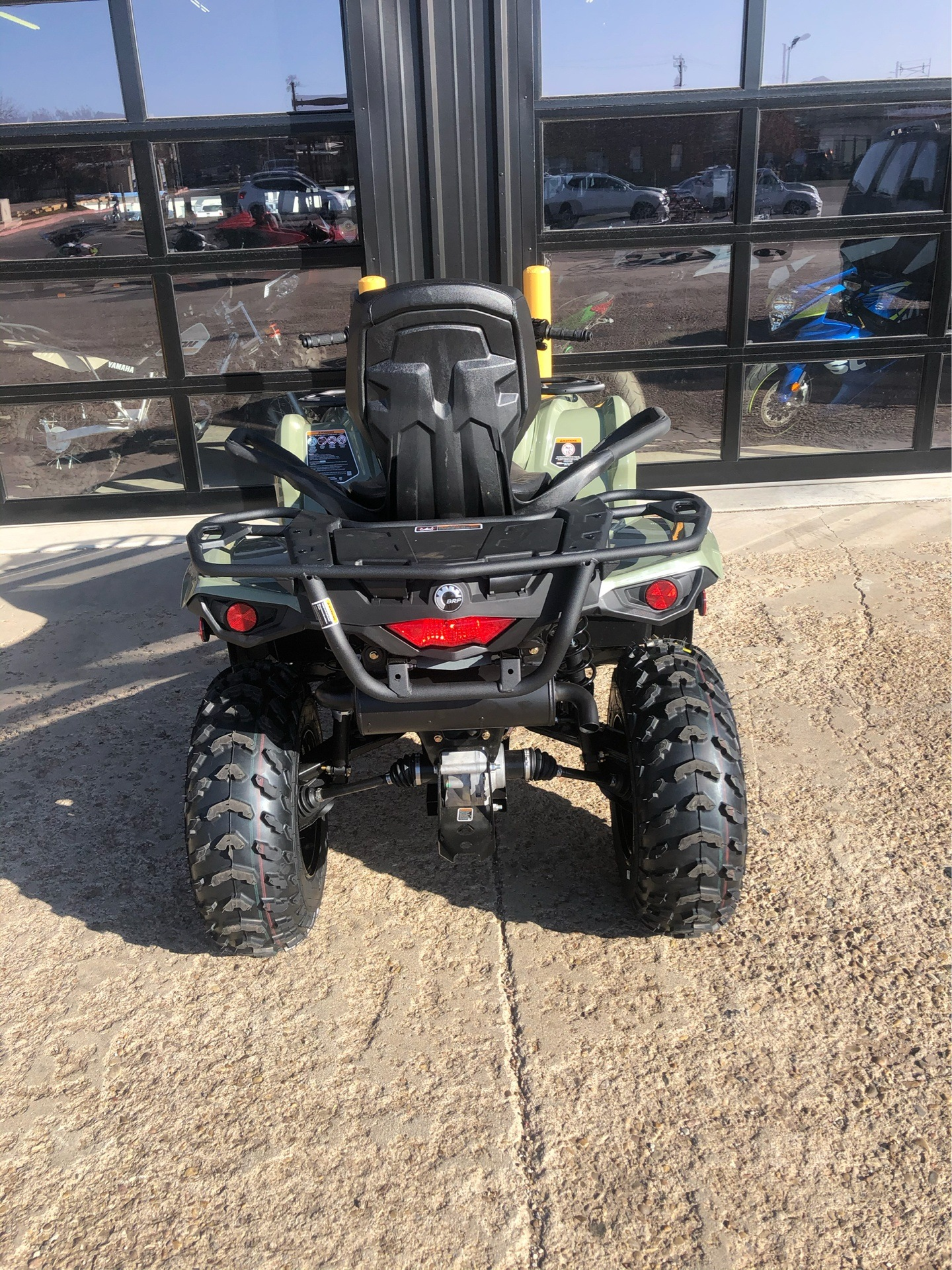 2020 Can-Am Outlander MAX DPS 450 in Amarillo, Texas - Photo 4