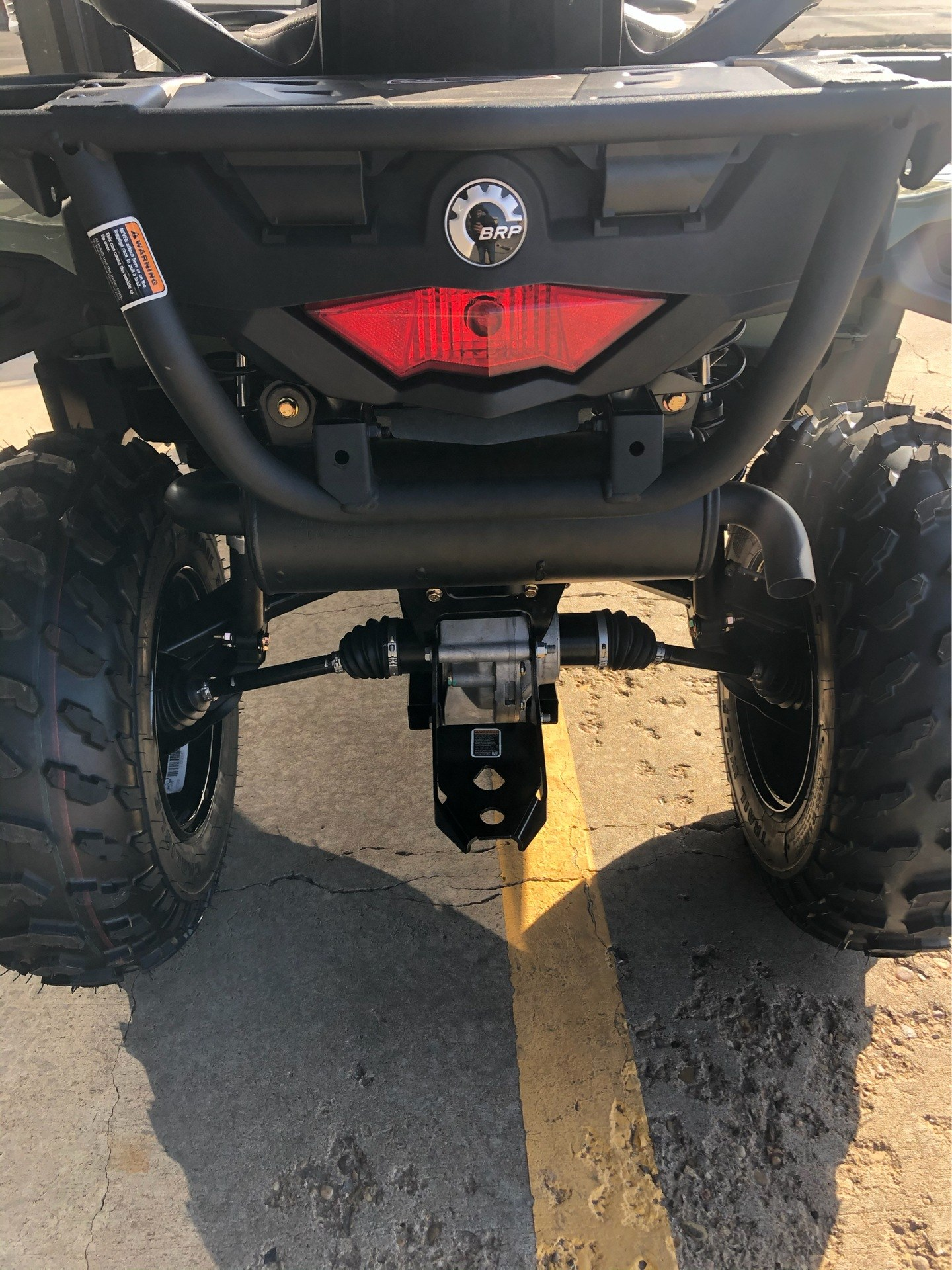 2020 Can-Am Outlander MAX DPS 450 in Amarillo, Texas - Photo 12