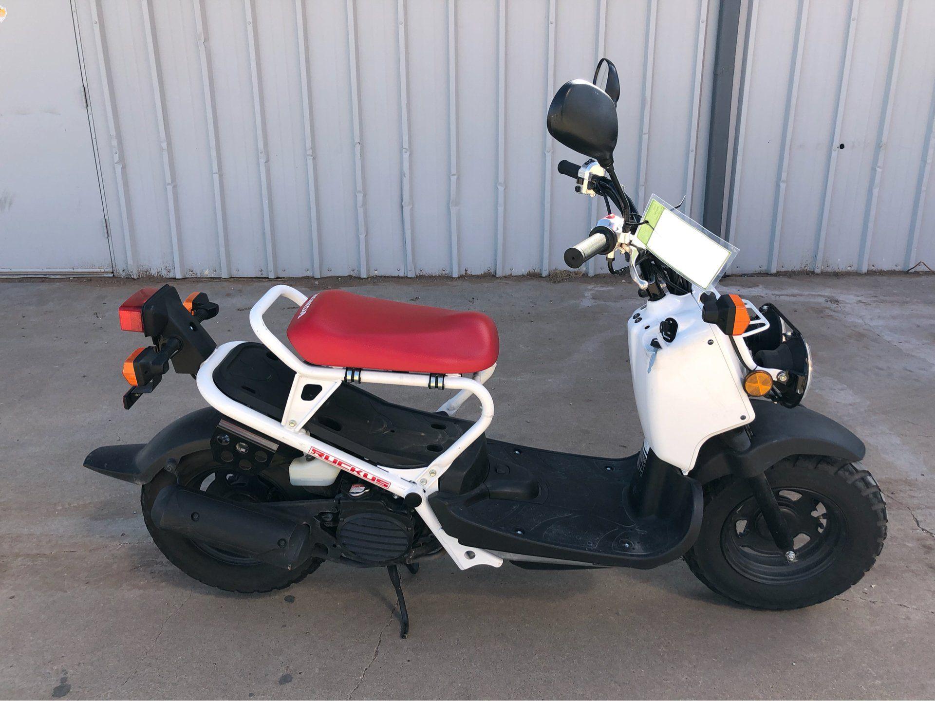 2016 Honda Ruckus In Amarillo Texas