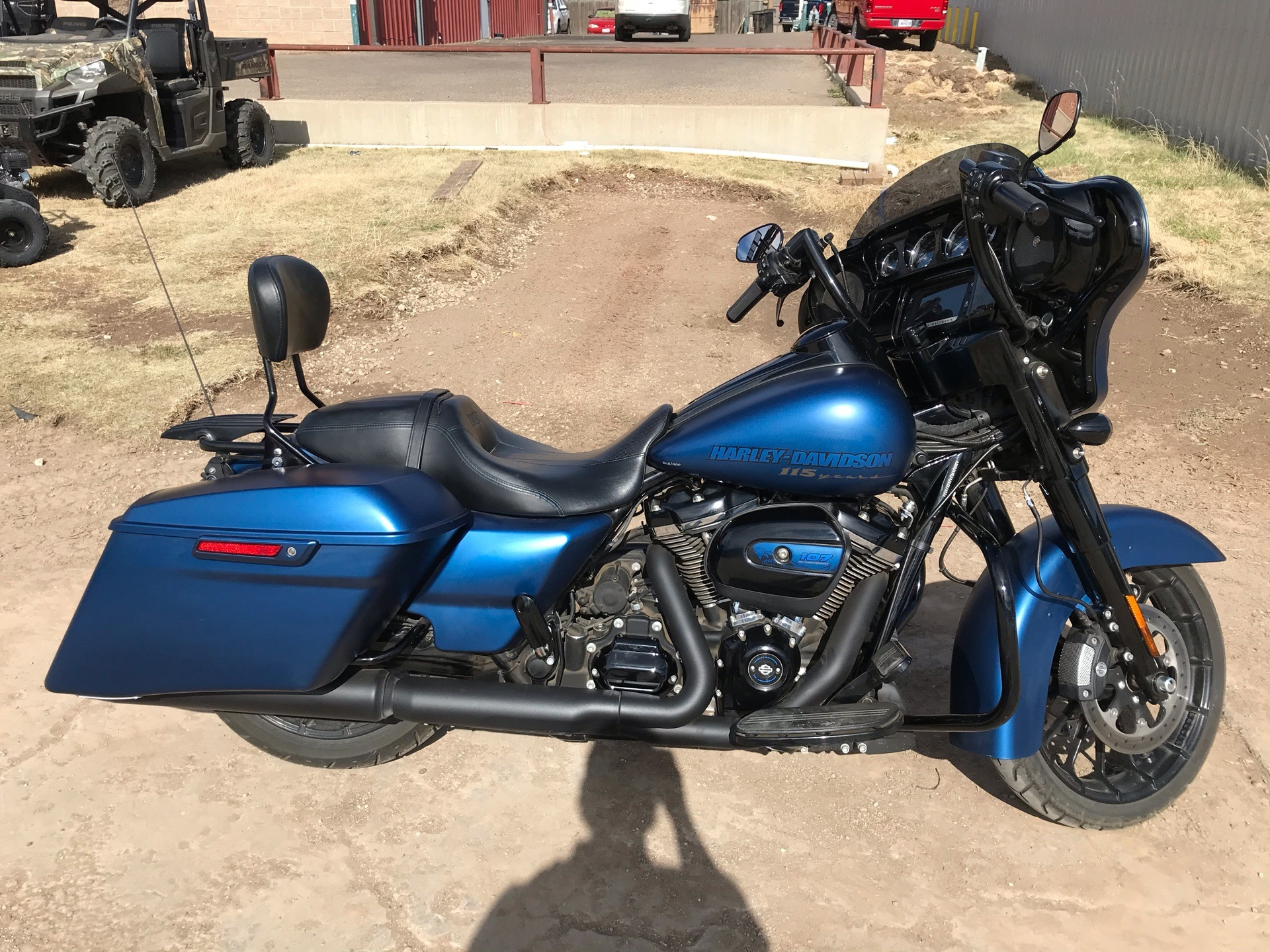 Used 2018 Harley Davidson Street Glide Special Motorcycles In Amarillo Tx Stock Number H627628 Lonestarpowersports Com