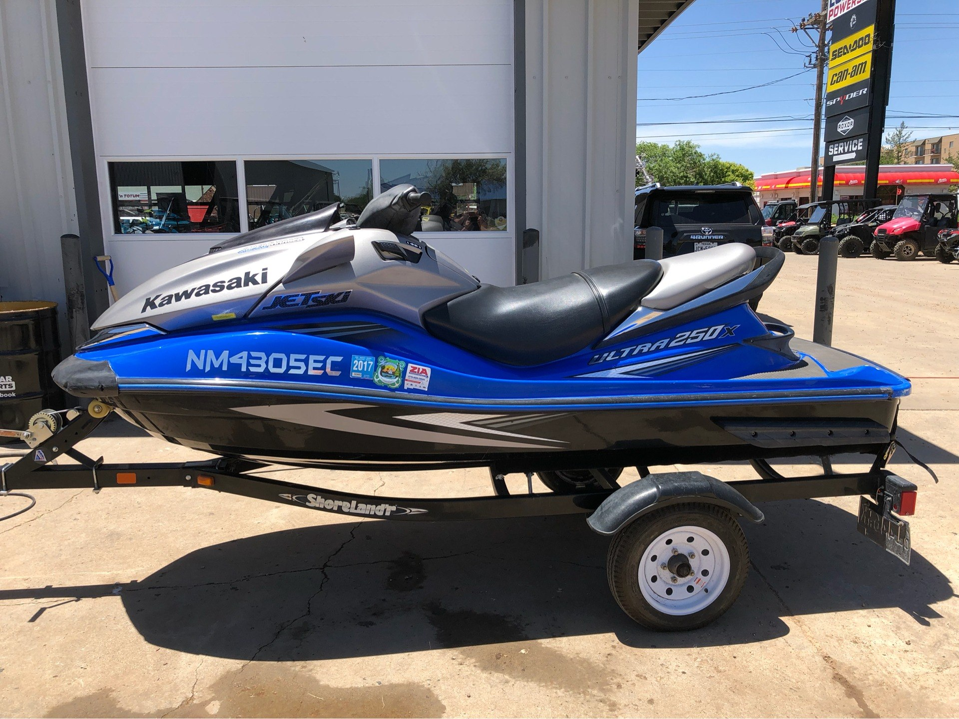 2007 Kawasaki Jet Ski® Ultra® 250X in Amarillo, Texas