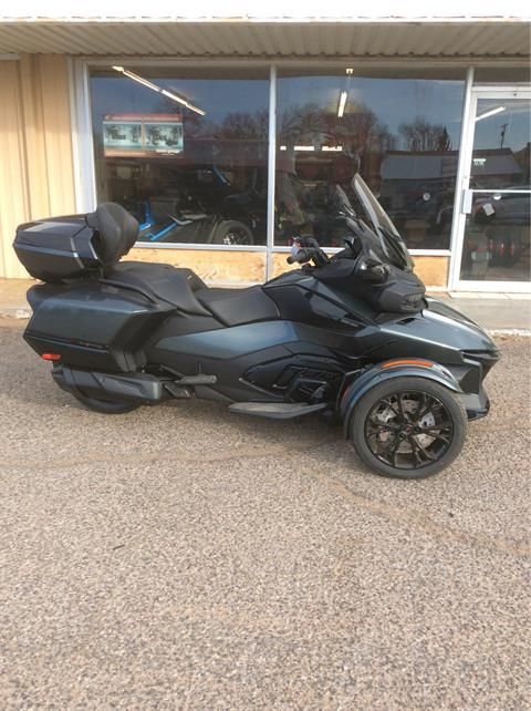 2021 Can-Am Spyder RT Limited in Clovis, New Mexico - Photo 1