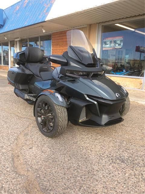 2021 Can-Am Spyder RT Limited in Clovis, New Mexico - Photo 2