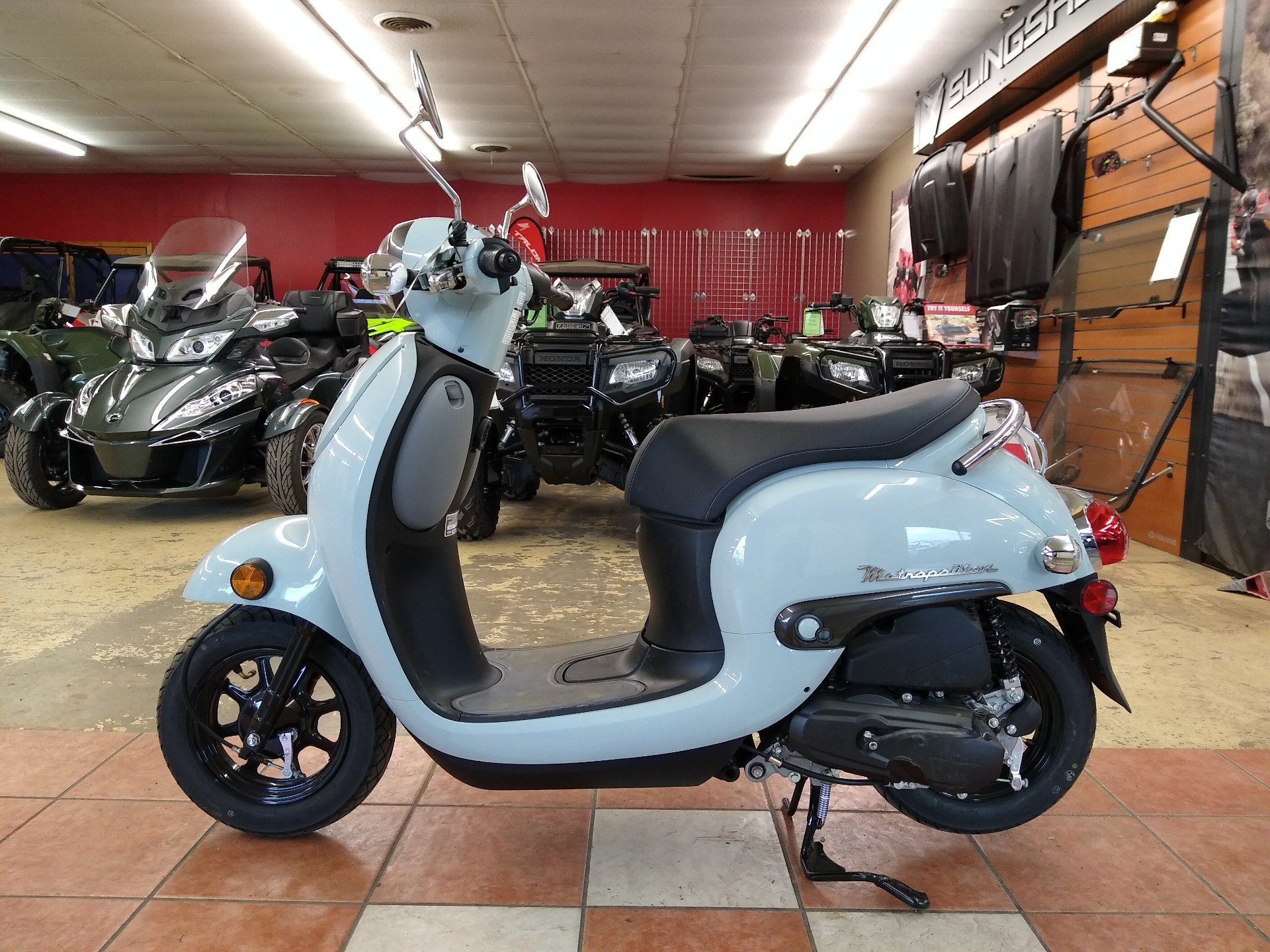 2019 Honda Metropolitan in Clovis, New Mexico - Photo 2