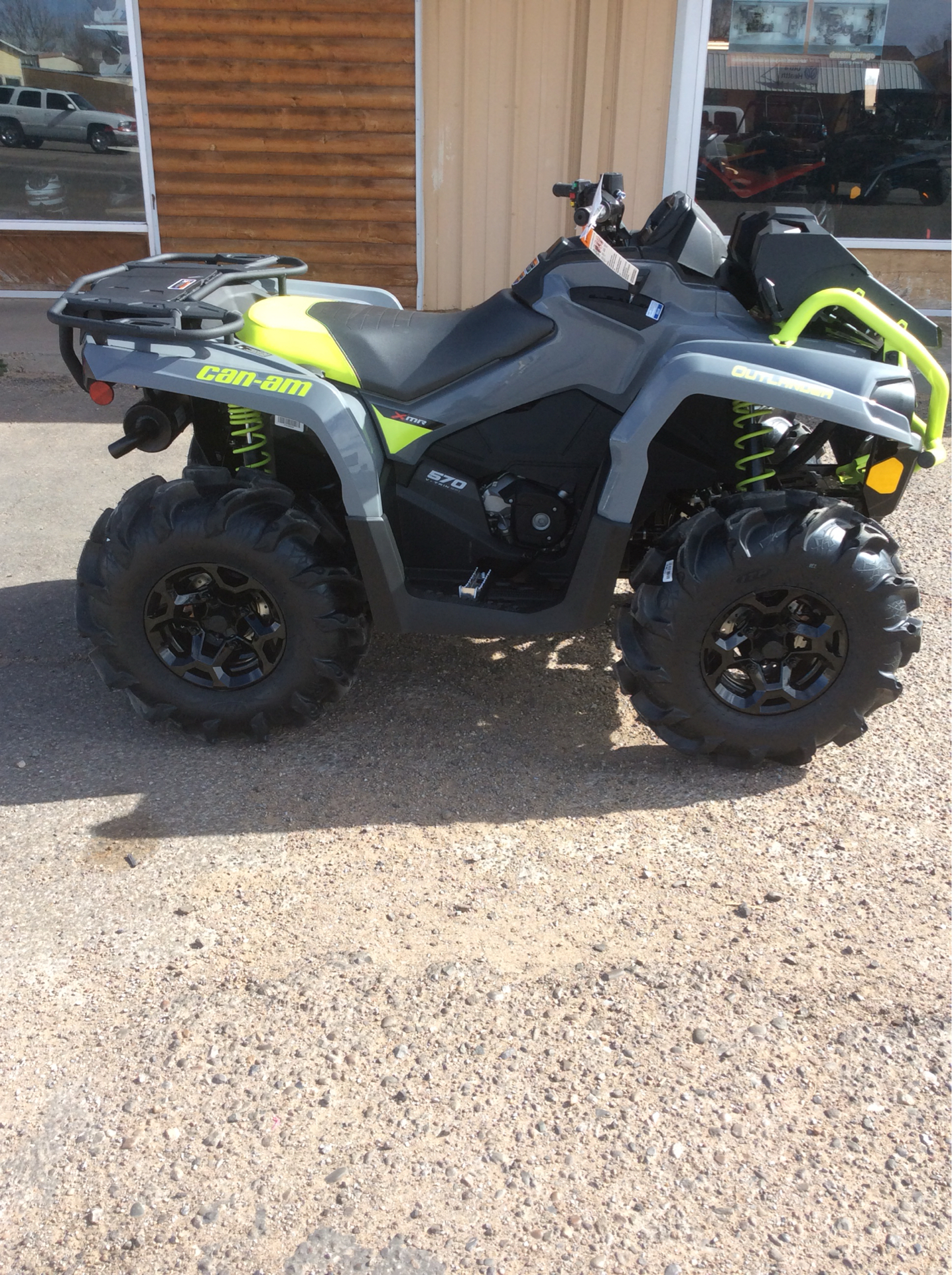 2021 Can-Am Outlander X MR 570 in Clovis, New Mexico - Photo 1
