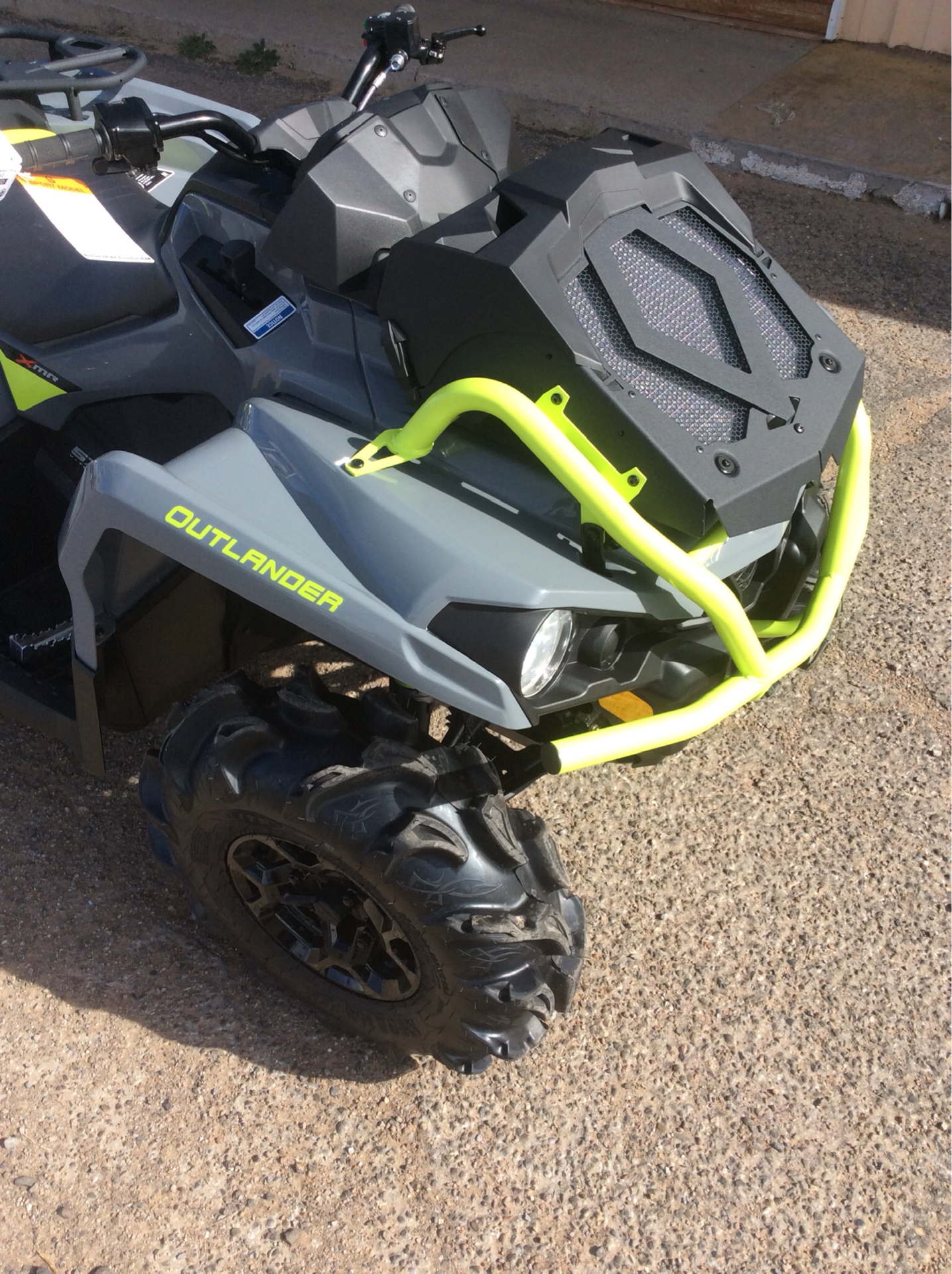 2021 Can-Am Outlander X MR 570 in Clovis, New Mexico - Photo 2