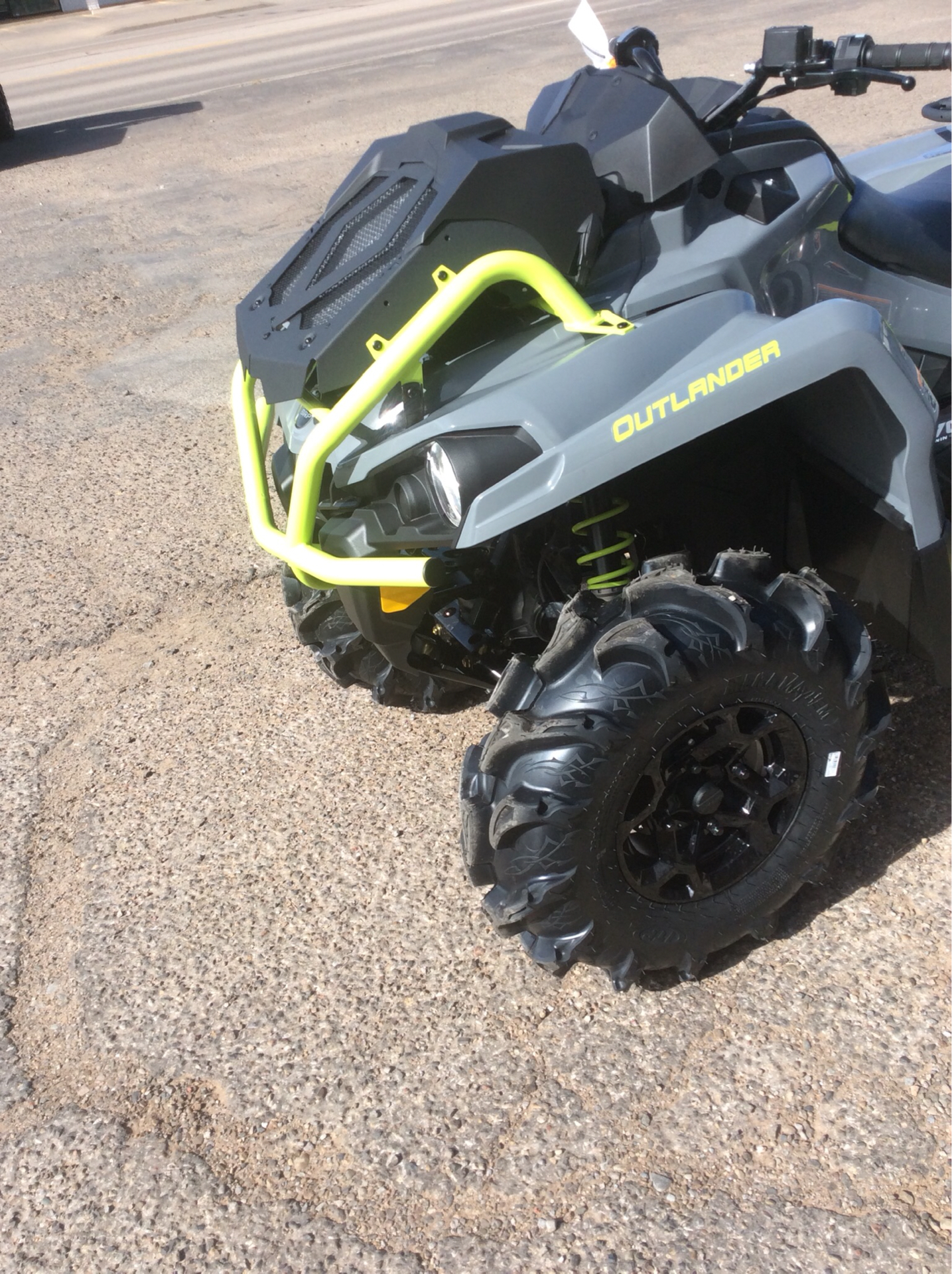 2021 Can-Am Outlander X MR 570 in Clovis, New Mexico - Photo 4
