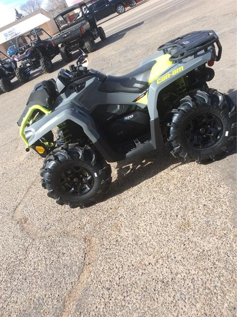 2021 Can-Am Outlander X MR 570 in Clovis, New Mexico - Photo 5