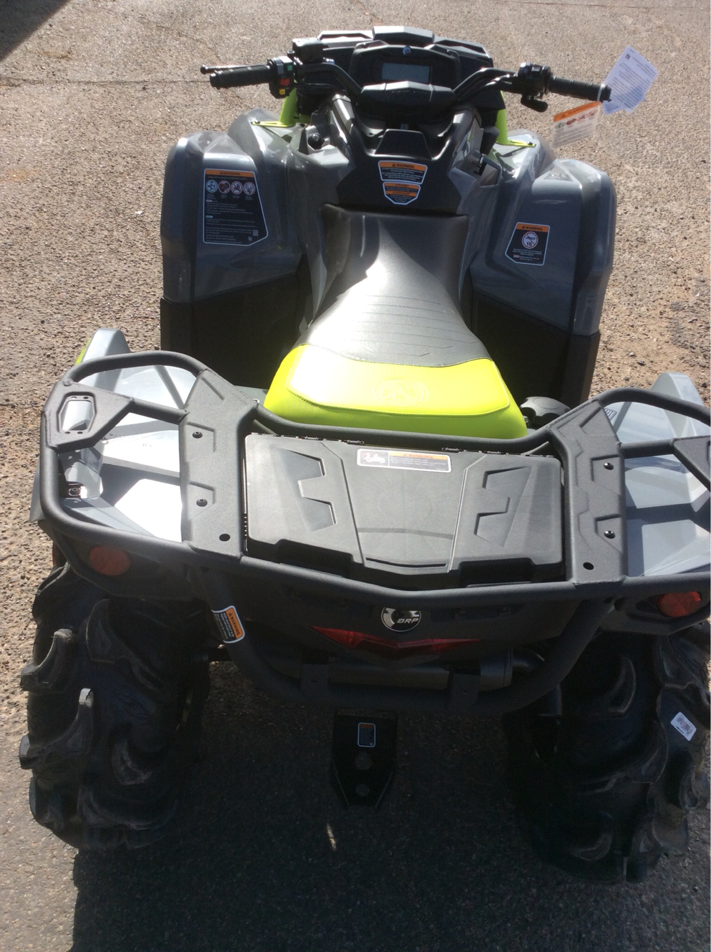 2021 Can-Am Outlander X MR 570 in Clovis, New Mexico - Photo 6