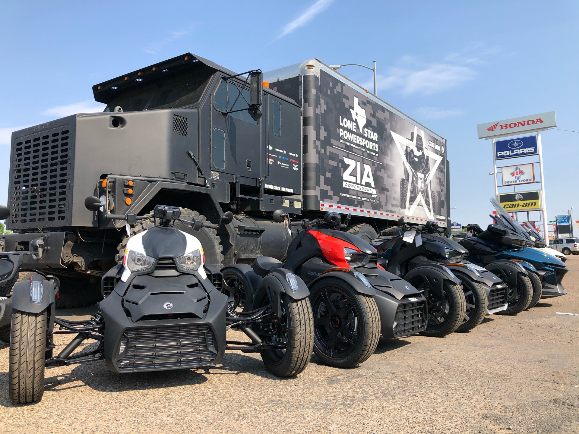 2020 Can-Am Ryker 900 ACE in Clovis, New Mexico - Photo 7