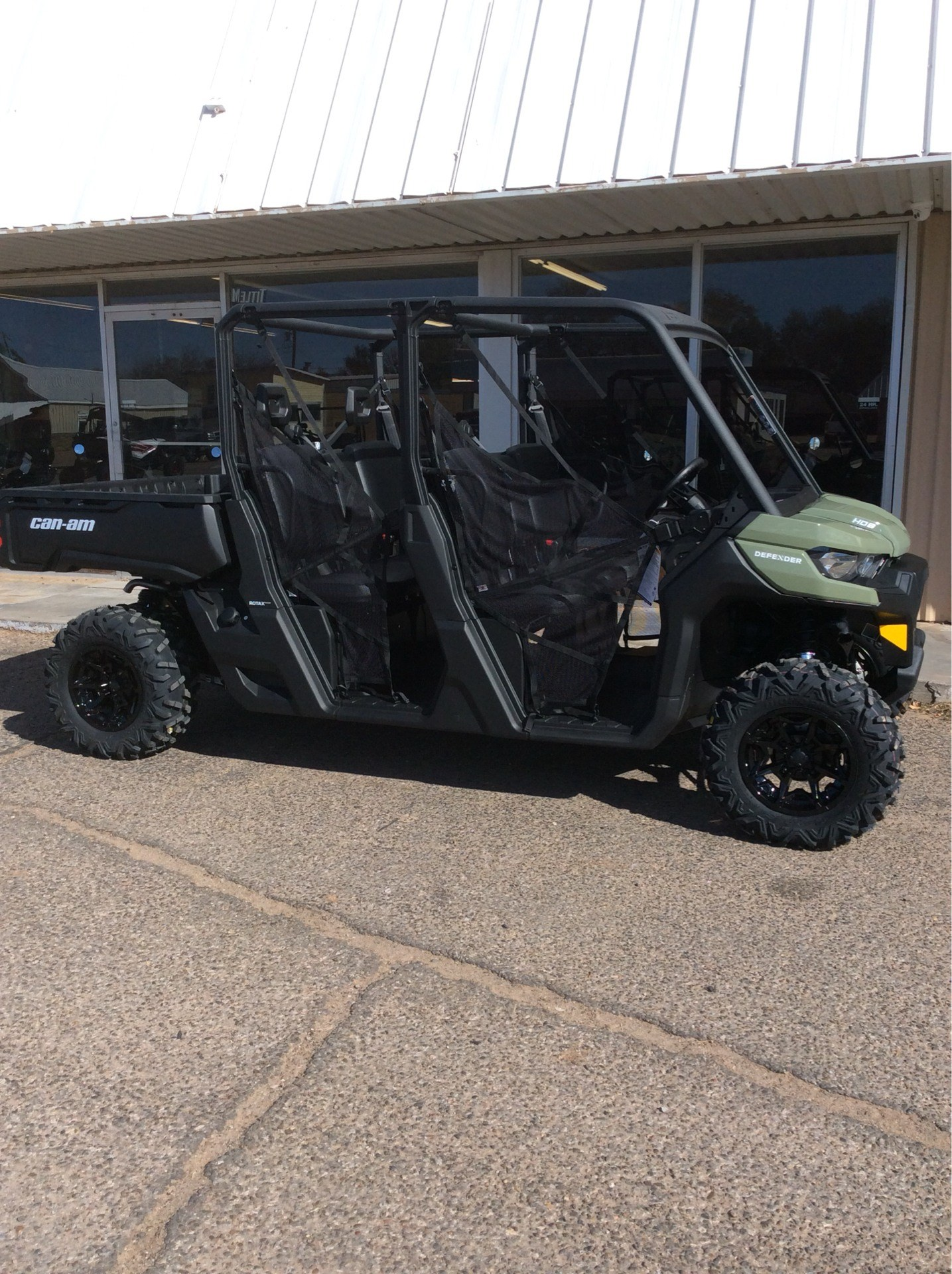 2021 Can-Am Defender MAX DPS HD8 in Clovis, New Mexico - Photo 1