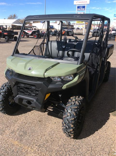 2021 Can-Am Defender MAX DPS HD8 in Clovis, New Mexico - Photo 4