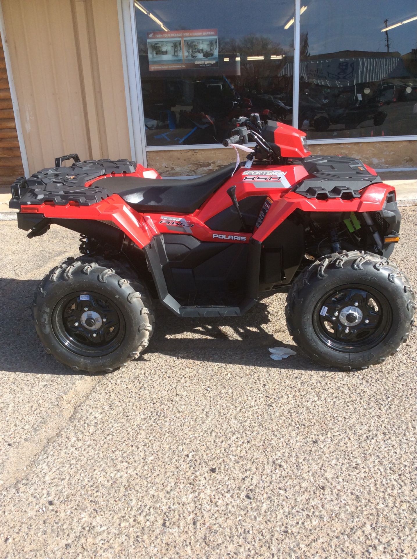 2021 Polaris Sportsman 850 in Clovis, New Mexico - Photo 1