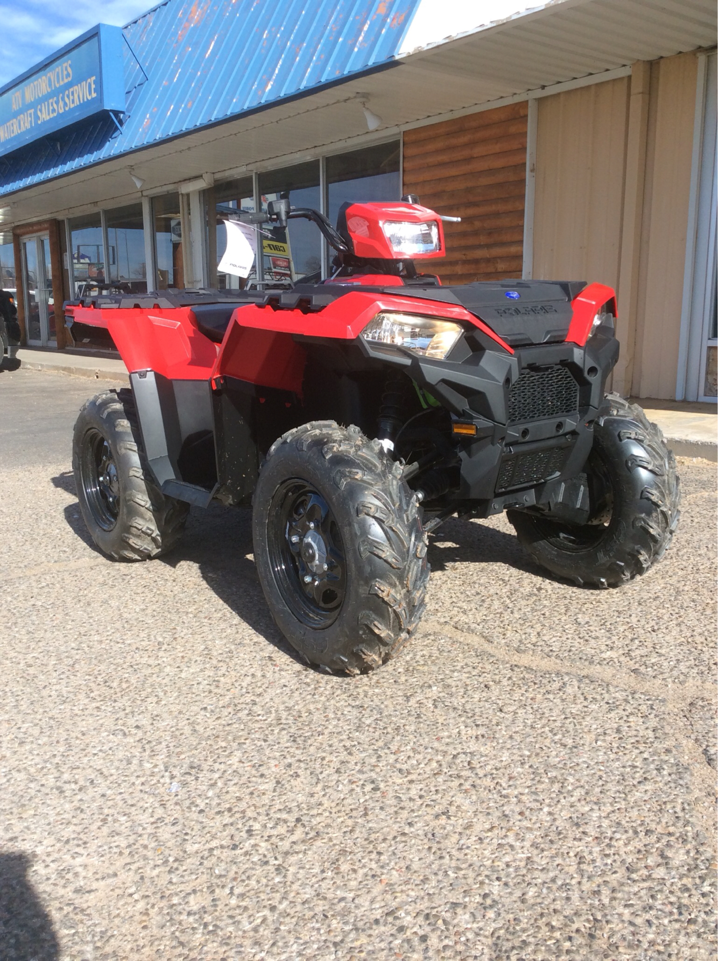 2021 Polaris Sportsman 850 in Clovis, New Mexico - Photo 2
