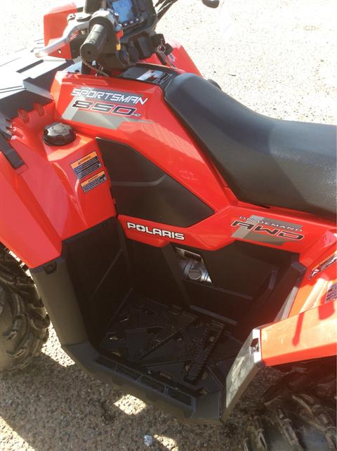 2021 Polaris Sportsman 850 in Clovis, New Mexico - Photo 3