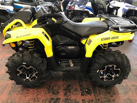 2019 Can-Am Outlander X mr 570 in Clovis, New Mexico
