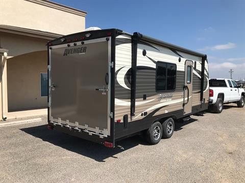 2015 PRIME TIMES MFG AVENGER TRAVEL TRAILER in Clovis, New Mexico