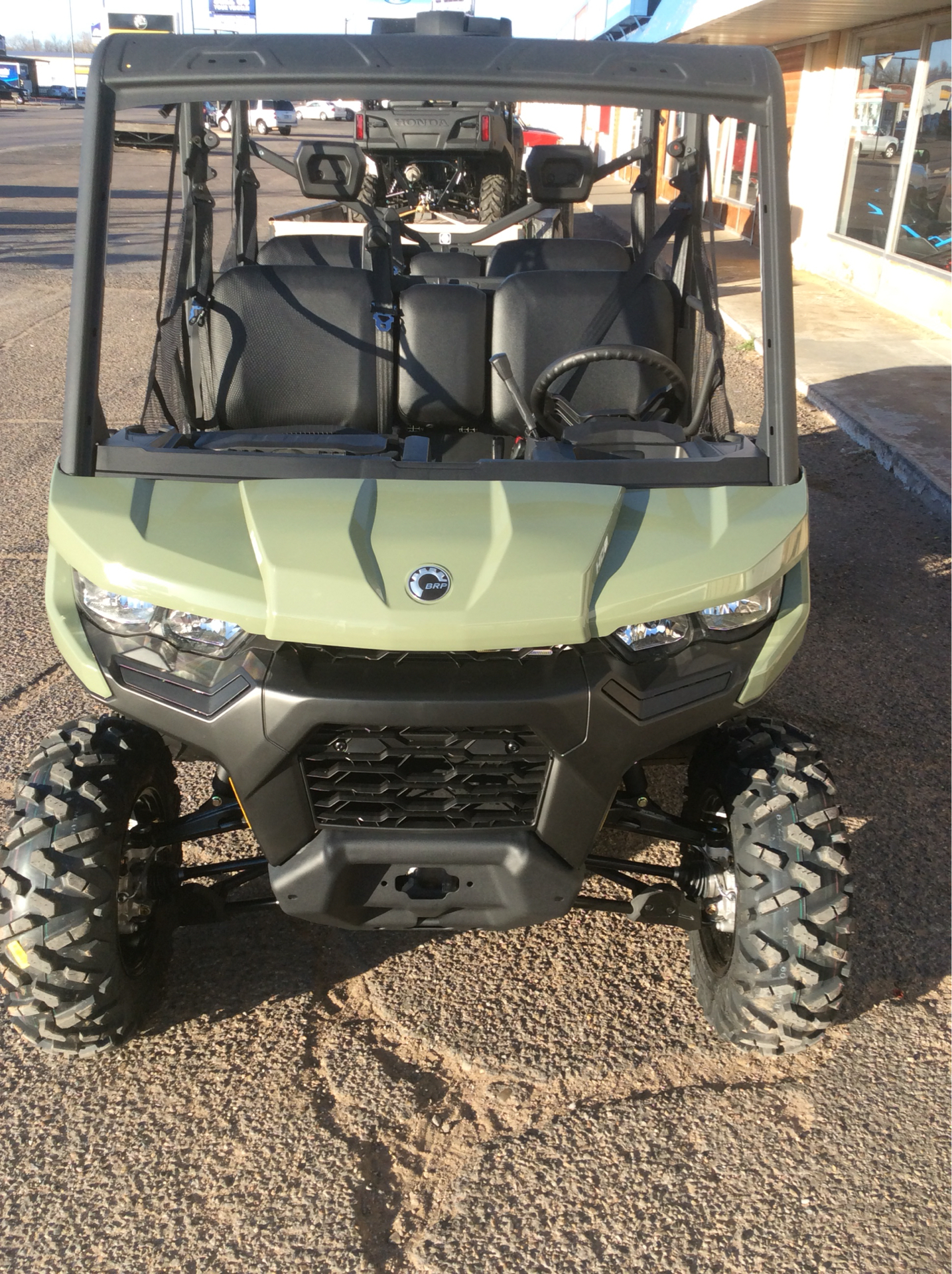 2021 Can-Am Defender MAX HD8 in Clovis, New Mexico - Photo 3