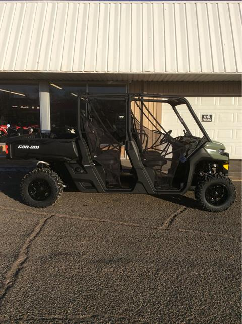 2021 Can-Am Defender MAX HD8 in Clovis, New Mexico - Photo 1