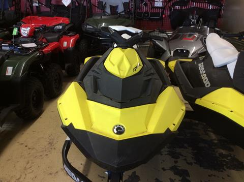 2015 Sea-Doo Spark 2up Rotax® 900 ACE™ Convenience Package in Clovis, New Mexico