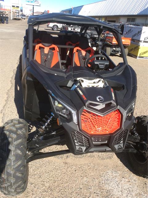 2021 Can-Am Maverick X3 MAX X RS Turbo RR in Clovis, New Mexico - Photo 3
