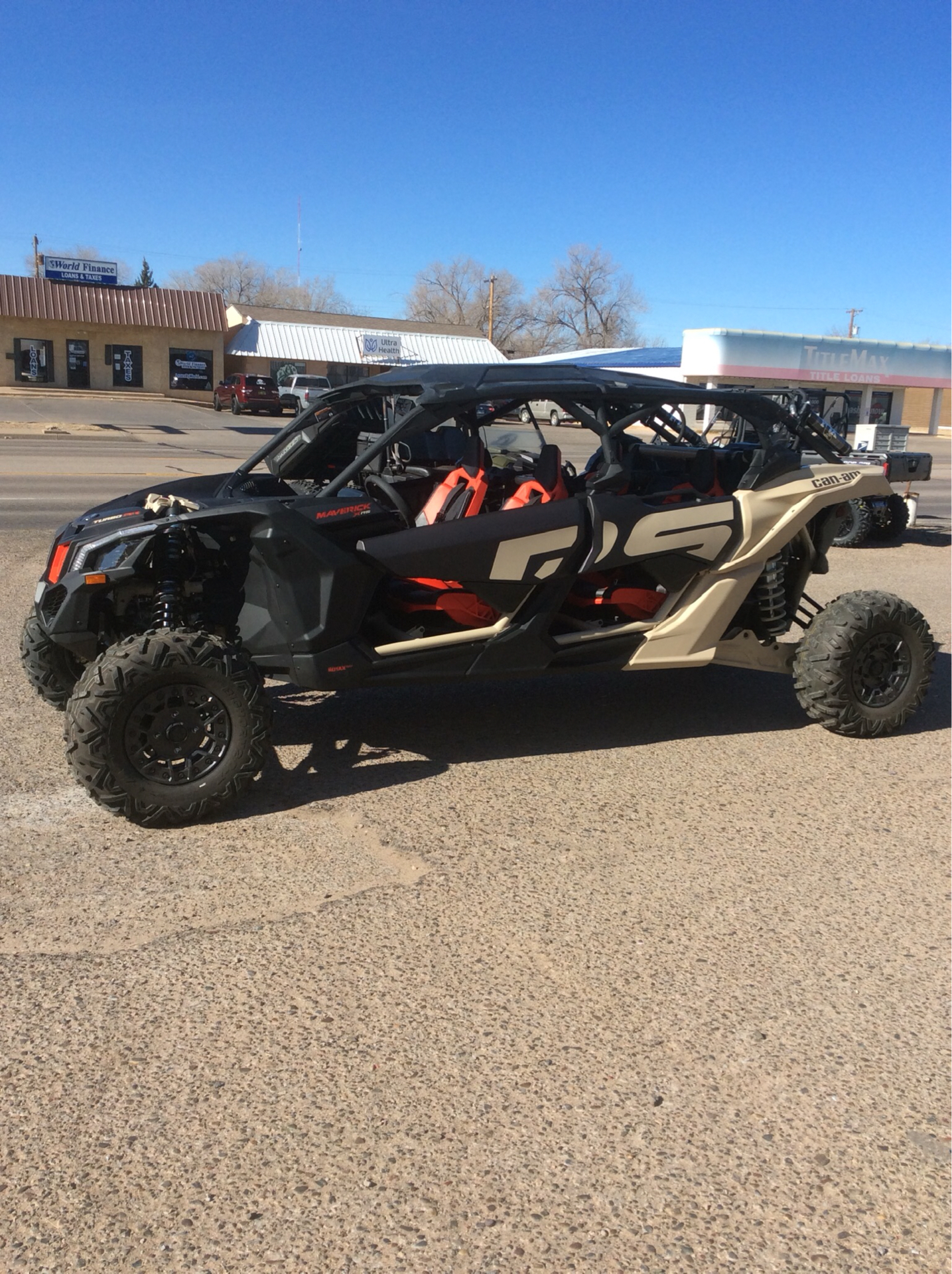 2021 Can-Am Maverick X3 MAX X RS Turbo RR in Clovis, New Mexico - Photo 4