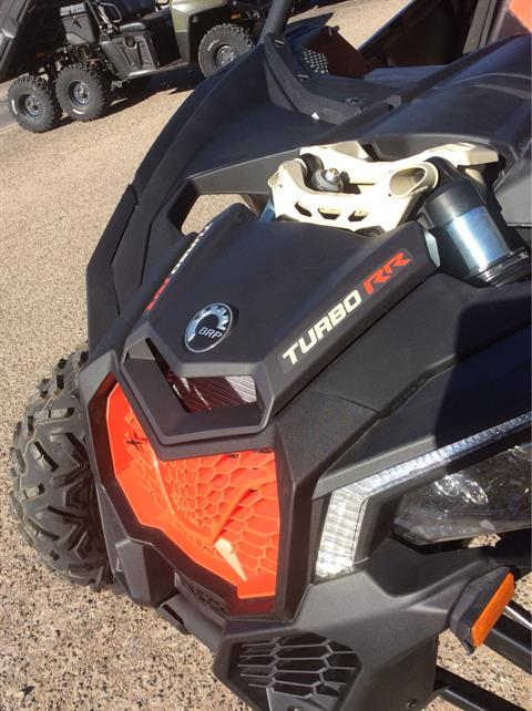 2021 Can-Am Maverick X3 MAX X RS Turbo RR in Clovis, New Mexico - Photo 9