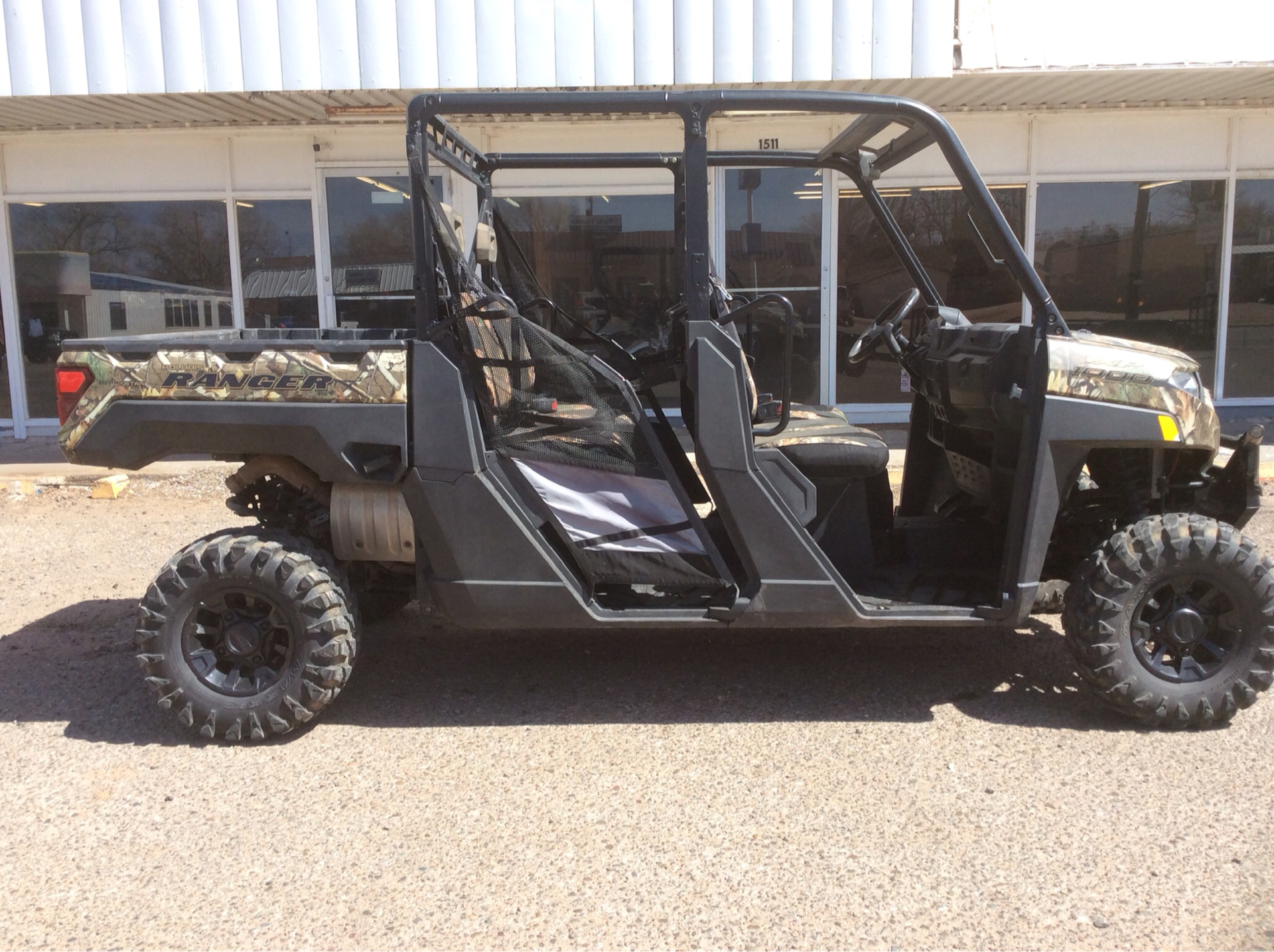 2019 Polaris Ranger Crew XP 1000 EPS Premium in Clovis, New Mexico - Photo 1