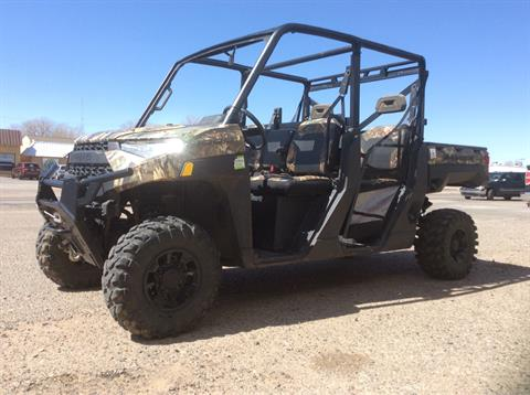 2019 Polaris Ranger Crew XP 1000 EPS Premium in Clovis, New Mexico - Photo 2