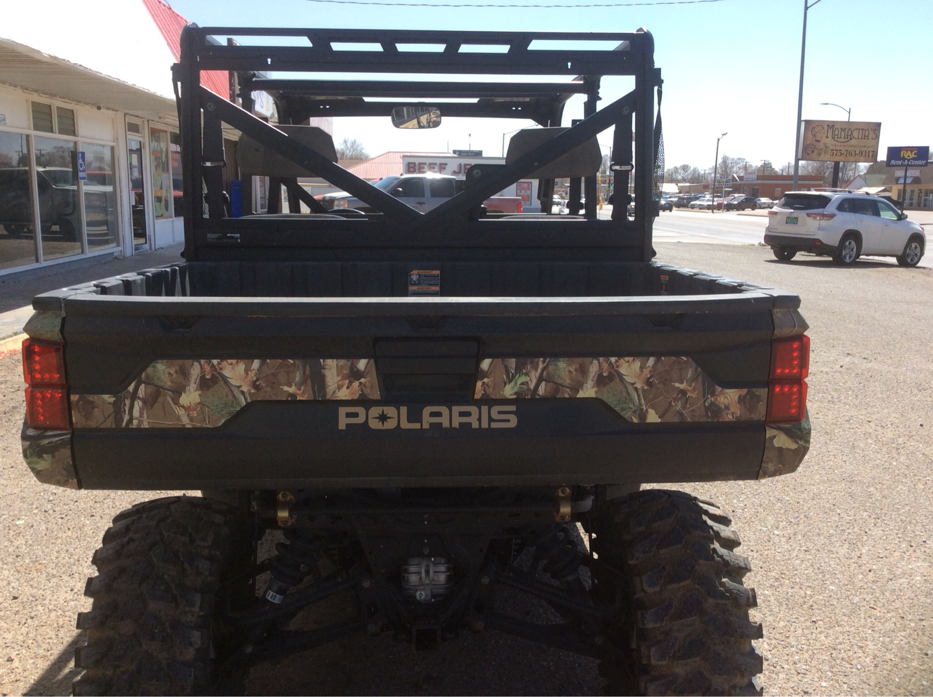 2019 Polaris Ranger Crew XP 1000 EPS Premium in Clovis, New Mexico - Photo 4