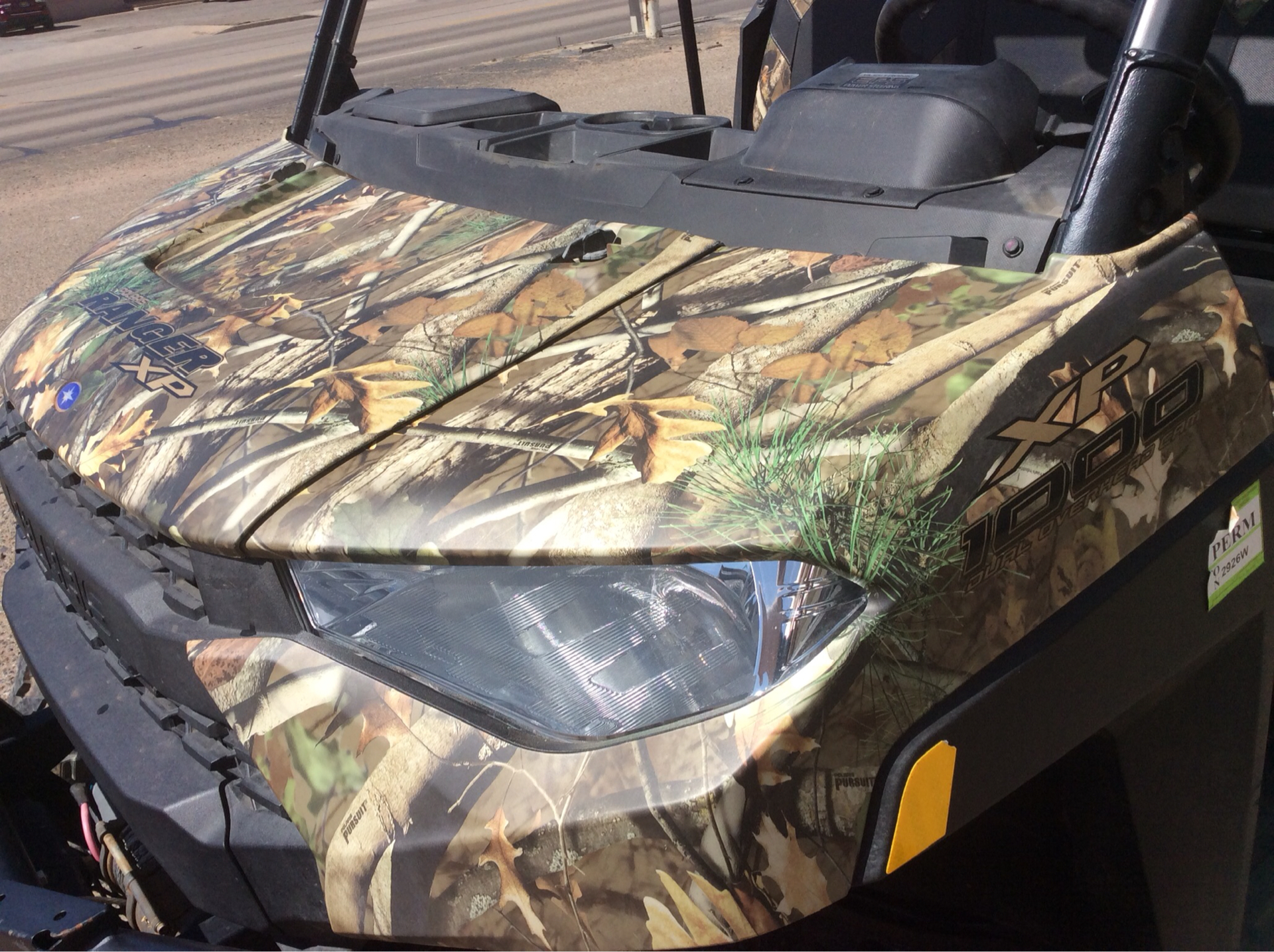 2019 Polaris Ranger Crew XP 1000 EPS Premium in Clovis, New Mexico - Photo 8