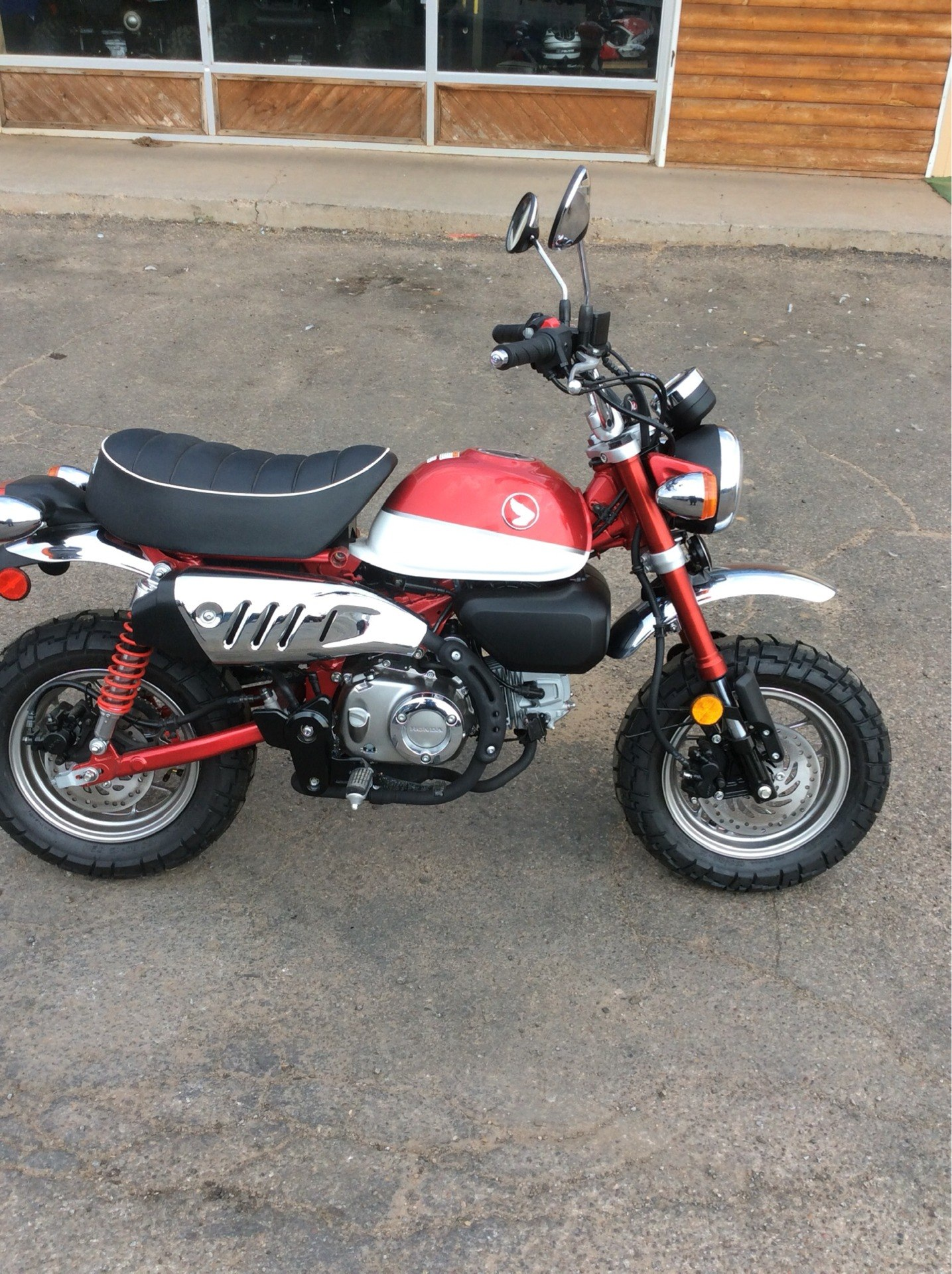 2020 Honda Monkey in Clovis, New Mexico - Photo 1