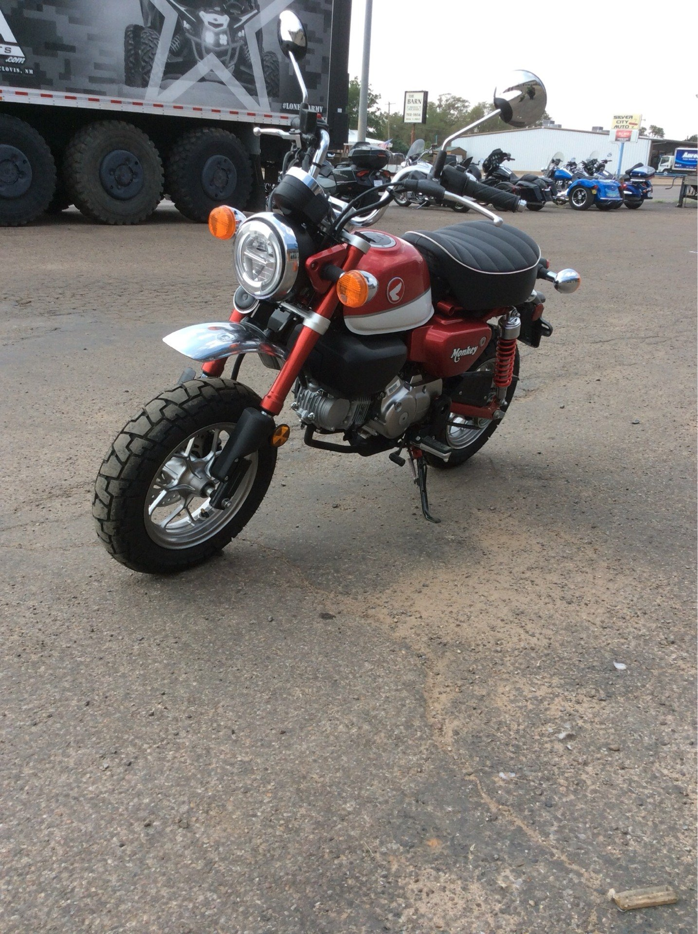 2020 Honda Monkey in Clovis, New Mexico - Photo 4
