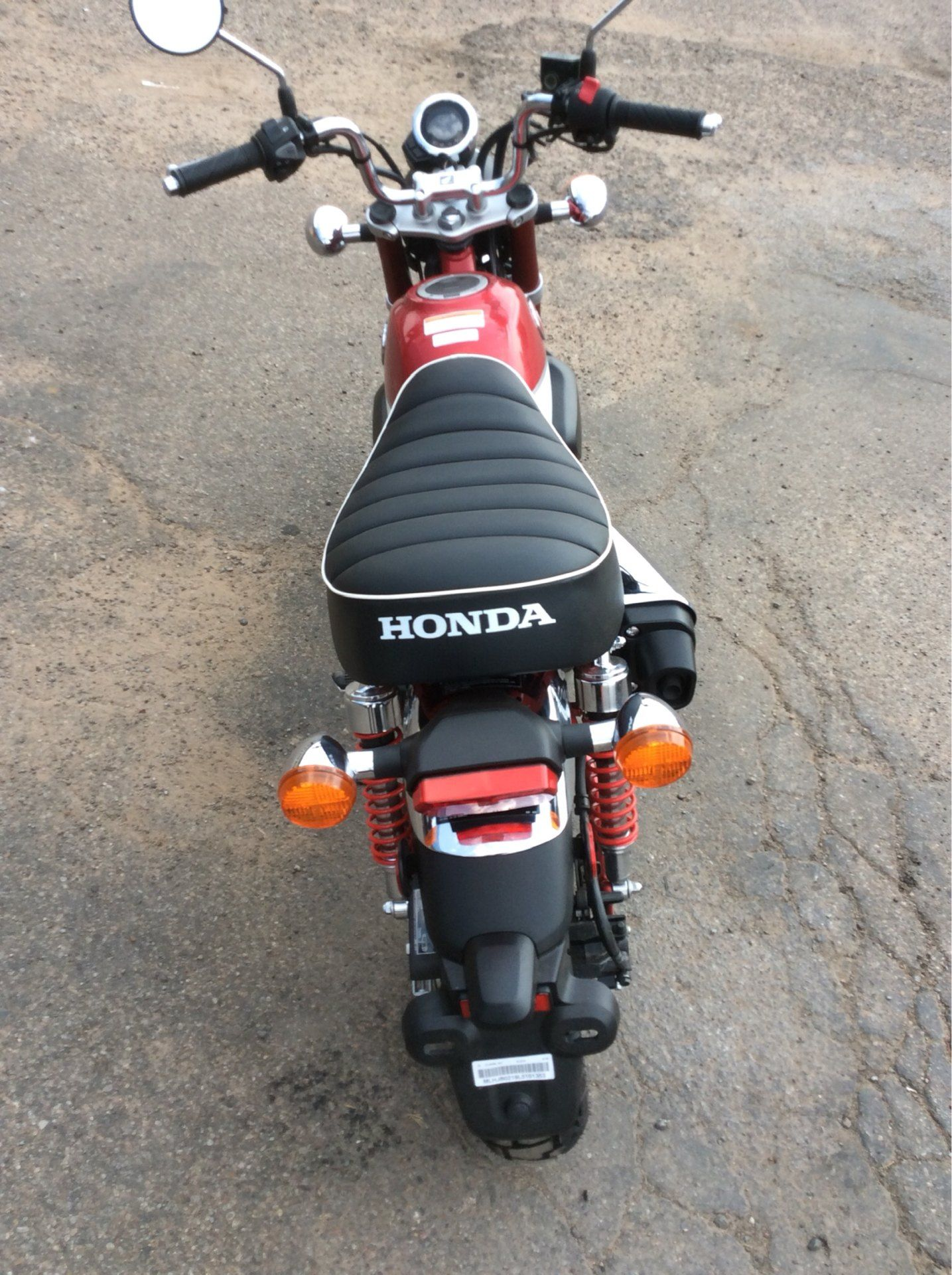 2020 Honda Monkey in Clovis, New Mexico - Photo 6