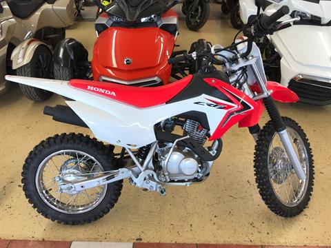 2018 Honda CRF125F in Clovis, New Mexico
