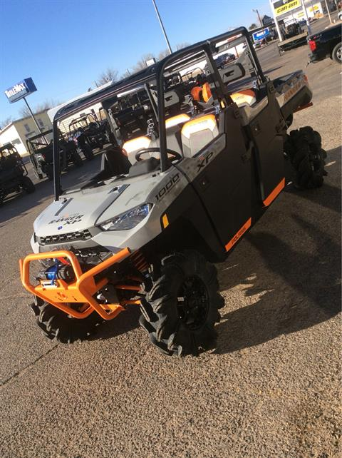 2021 Polaris Ranger Crew XP 1000 High Lifter Edition in Clovis, New Mexico - Photo 4