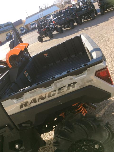 2021 Polaris Ranger Crew XP 1000 High Lifter Edition in Clovis, New Mexico - Photo 5