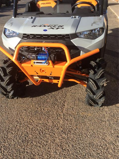 2021 Polaris Ranger Crew XP 1000 High Lifter Edition in Clovis, New Mexico - Photo 8