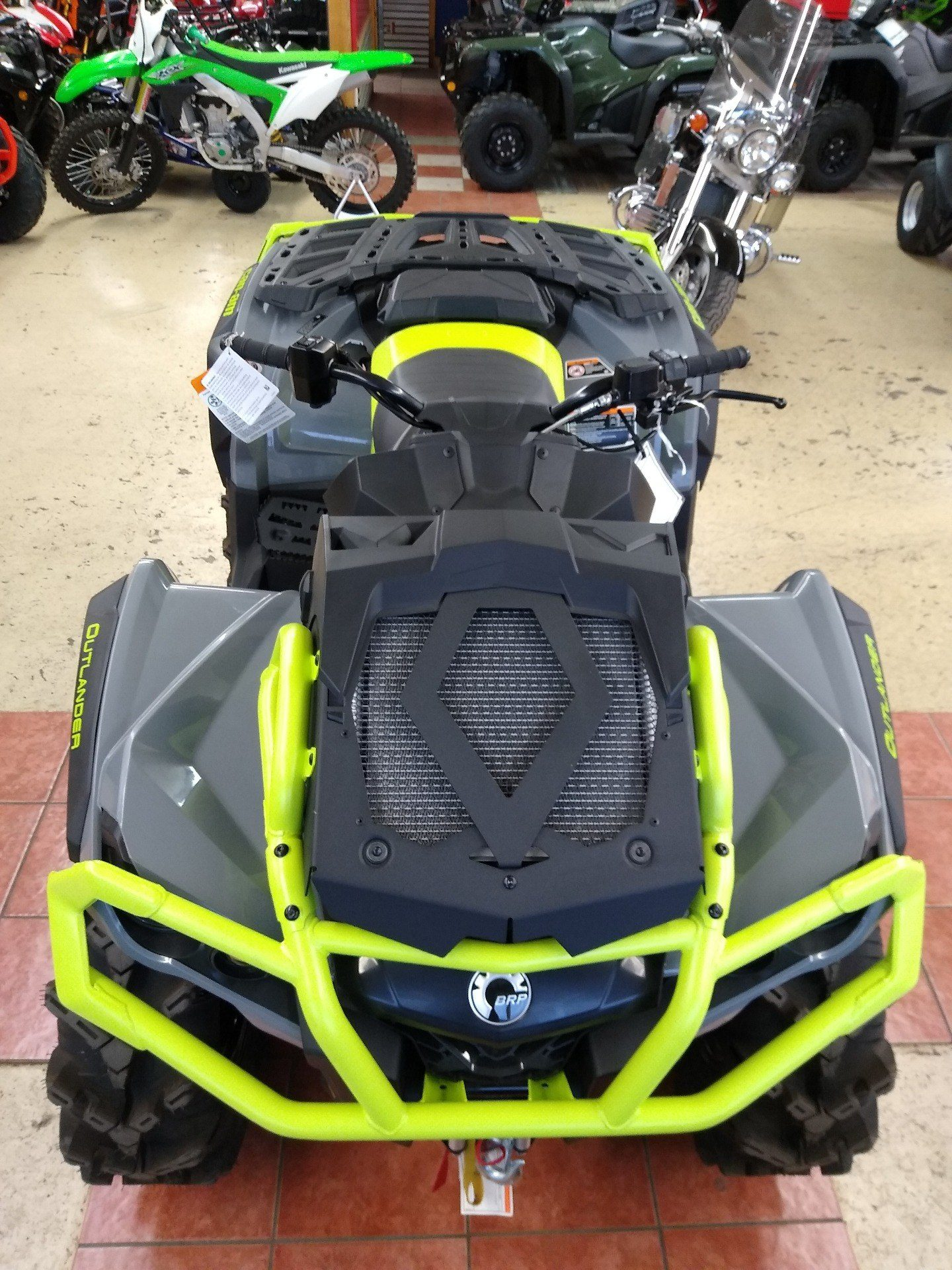 2020 Can-Am Outlander X MR 1000R in Clovis, New Mexico - Photo 18