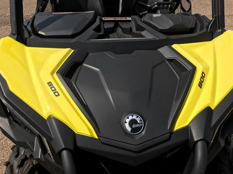 2018 Can-Am Maverick Trail 800 DPS in Clovis, New Mexico
