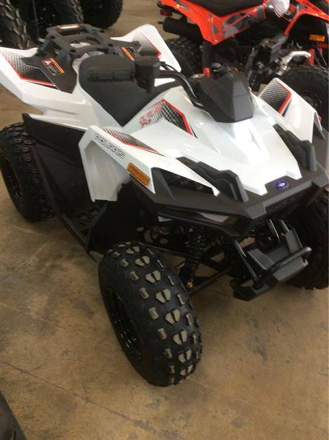 2021 Polaris Outlaw 70 EFI in Clovis, New Mexico - Photo 2