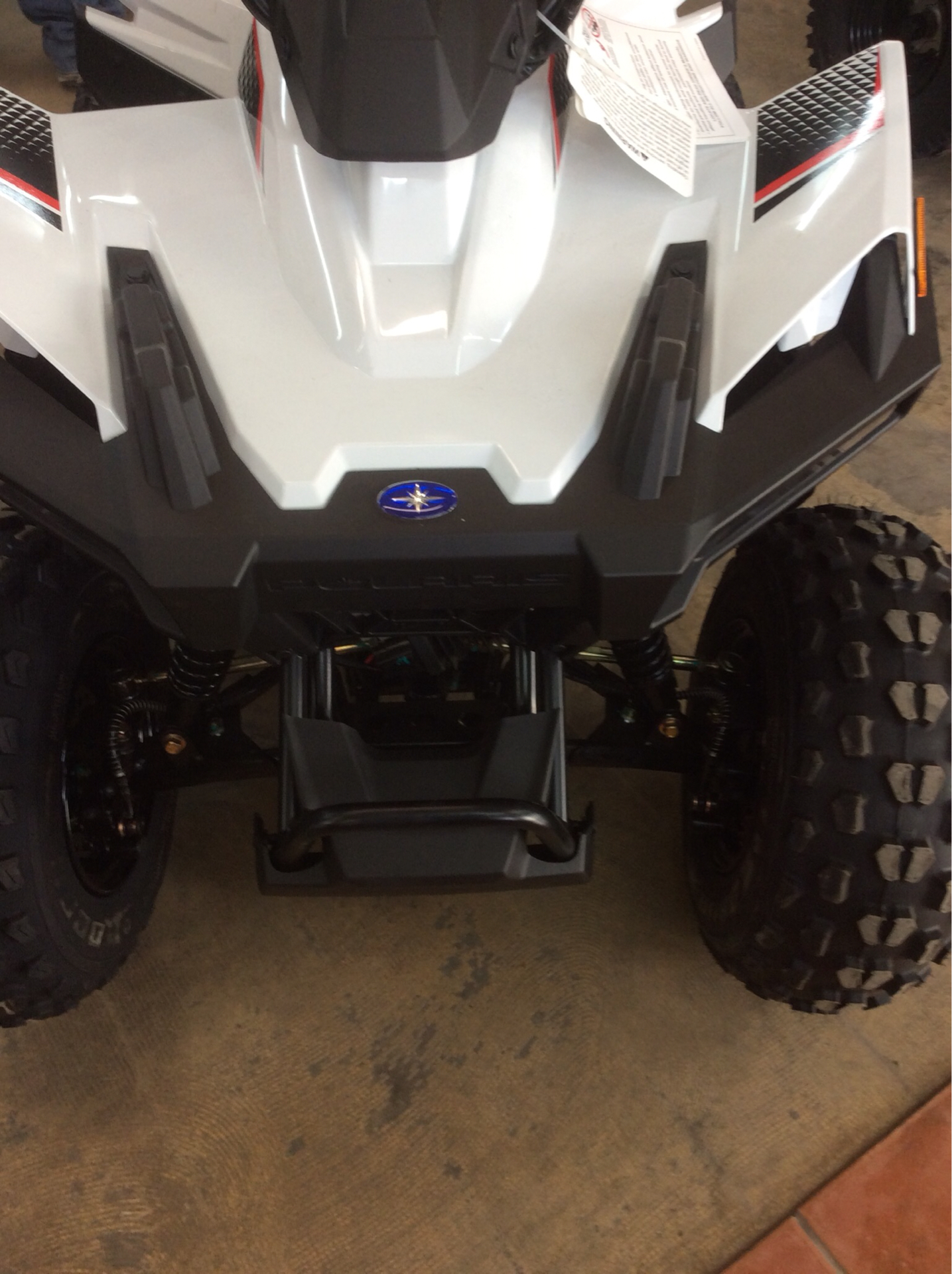 2021 Polaris Outlaw 70 EFI in Clovis, New Mexico - Photo 3