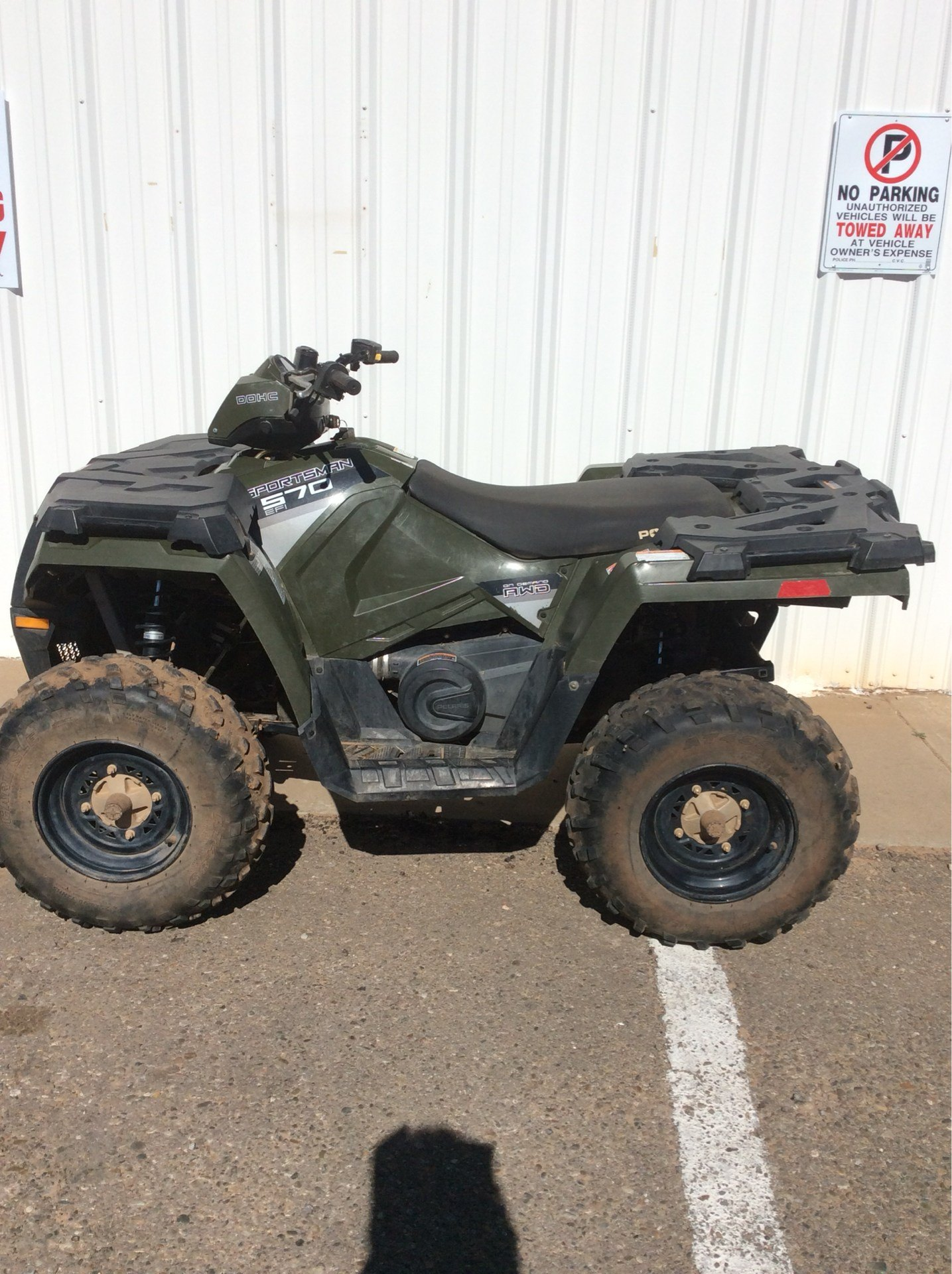 2016 Polaris Sportsman 570 In Clovis New Mexico
