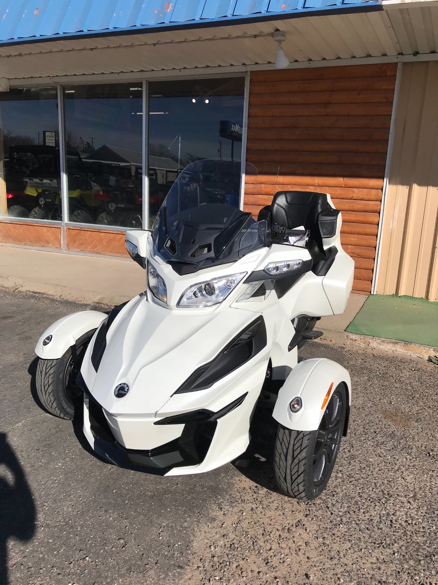 2018 Can-Am Spyder RT SE6 in Clovis, New Mexico - Photo 4
